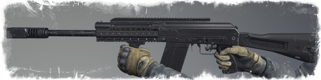"""EFT"" Weapons Pack или Escape from Tarkov в S.T.A.L.K.E.R."